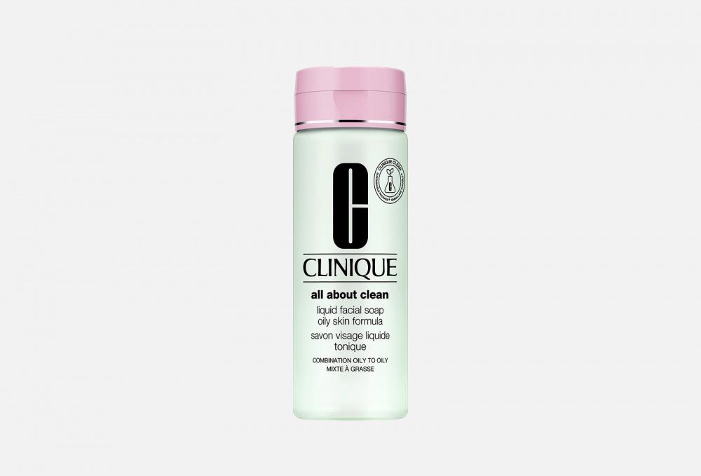 Сильнодействующее жидкое мыло для жирной кожи CLINIQUE Liquid Facial Soap Oily Skin 200 мл