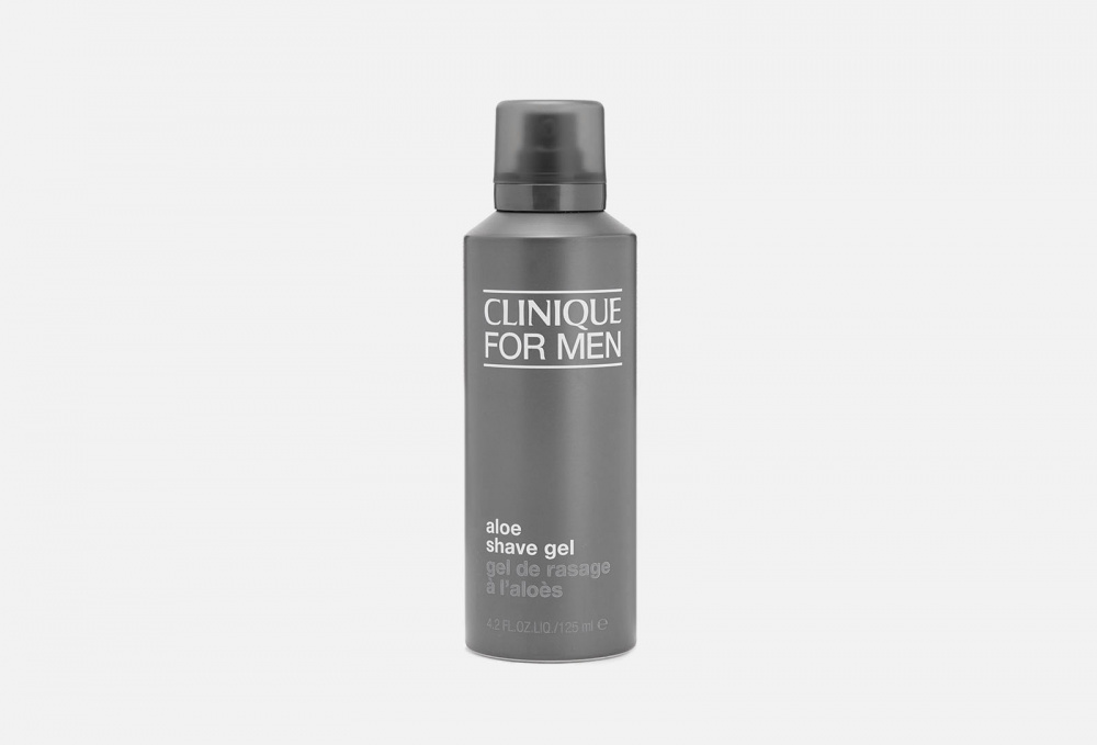 lumene for men voima energizing shave gel Гель для бритья CLINIQUE For Men Aloe Shave Gel 125 мл