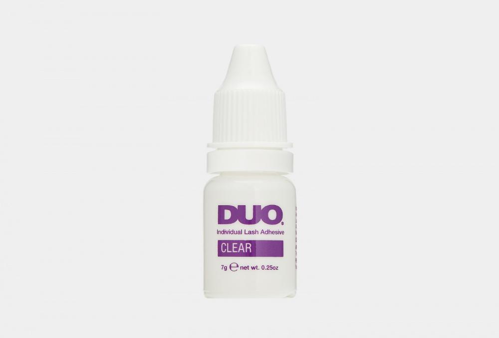 Клей для пучков DUO Individual Lash Adhesive Clear 7 мл недорого