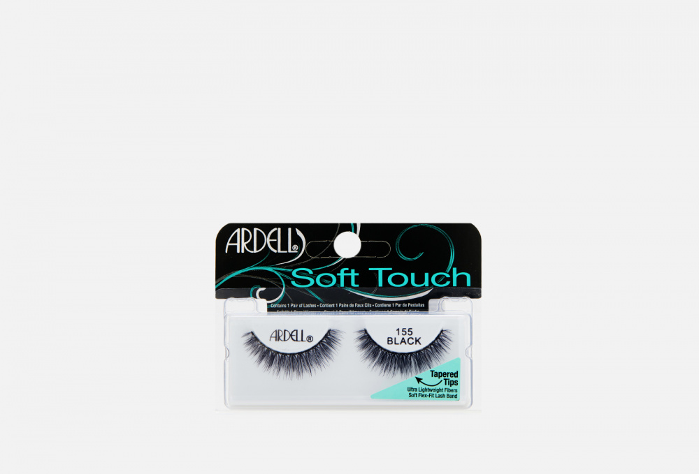 Накладные ресницы ARDELL Prof Soft Touch 155