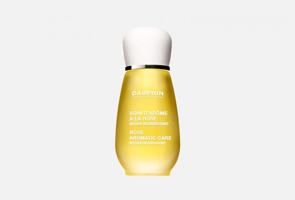 Ароматический уход с эфирным маслом розы DARPHIN Rose Upgraded Elixir 15 мл darphin essential oil elixir ароматический бальзам с эфирным маслом ромашки