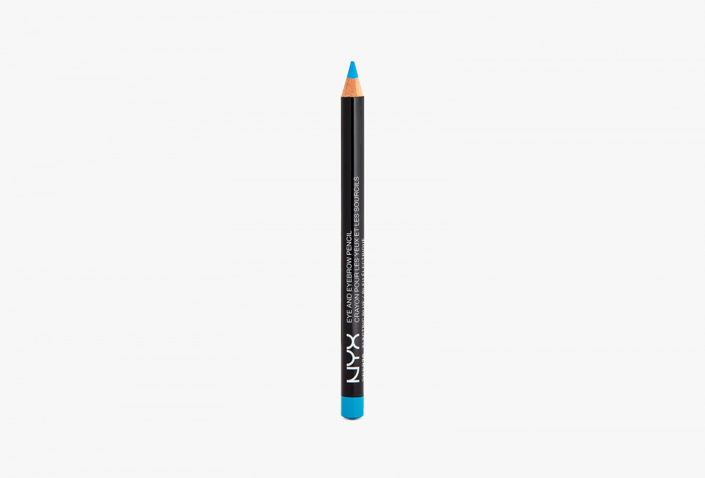 Фото - КЛАССИЧЕСКИЙ КАРАНДАШ ДЛЯ ГЛАЗ NYXPROFESSIONAL MAKEUP Slim Eye Pencil 1 мл nyx карандаш для глаз
