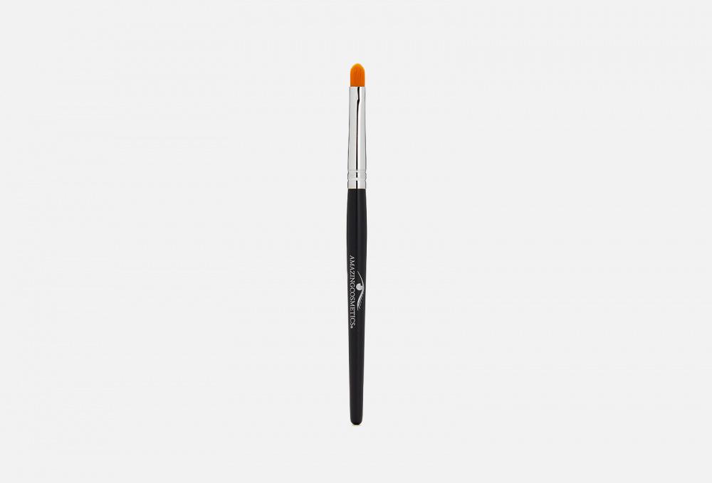 увлажняющий консилер для лица amazing cosmetics amazing concealer hydrate 2 26 мл Кисть для консилера AMAZING COSMETICS Concealer Brush