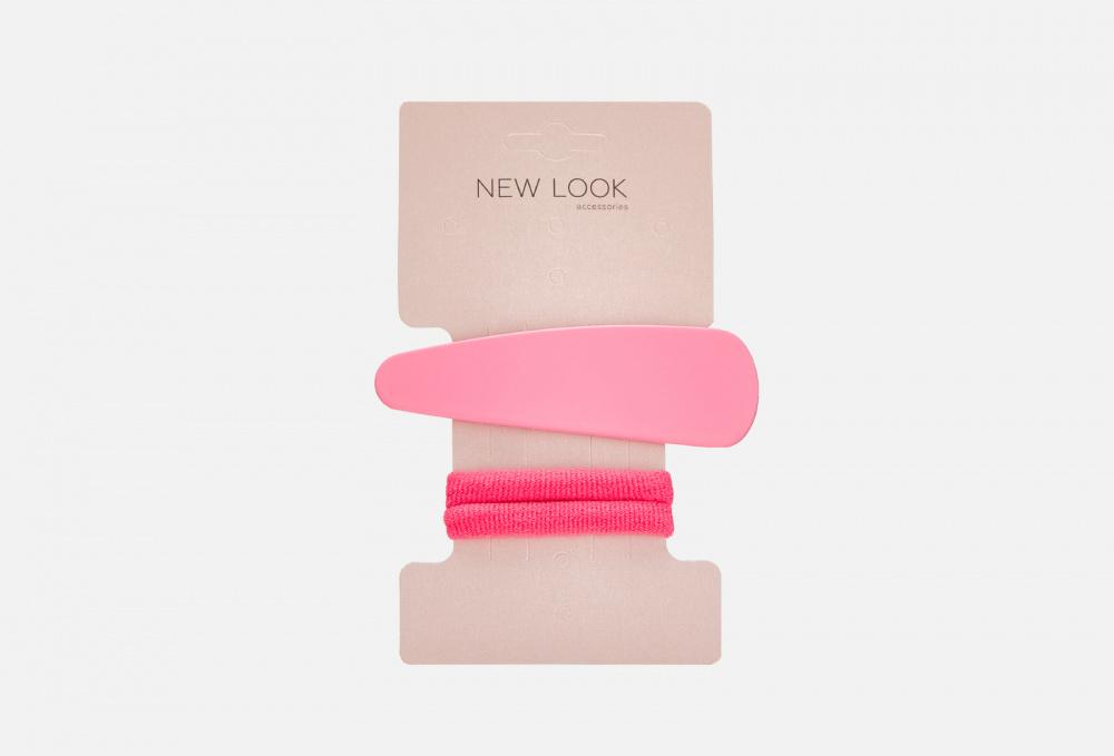 Аксессуары для волос, цвет розовый NEW LOOK 15085 аксессуары