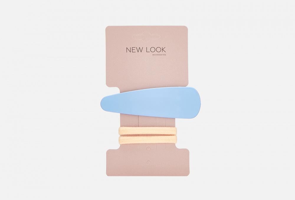 Аксессуары для волос, цвет голубой NEW LOOK 15085 аксессуары