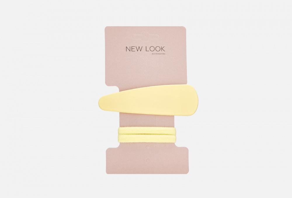 Аксессуары для волос, цвет желтый NEW LOOK 15085 аксессуары