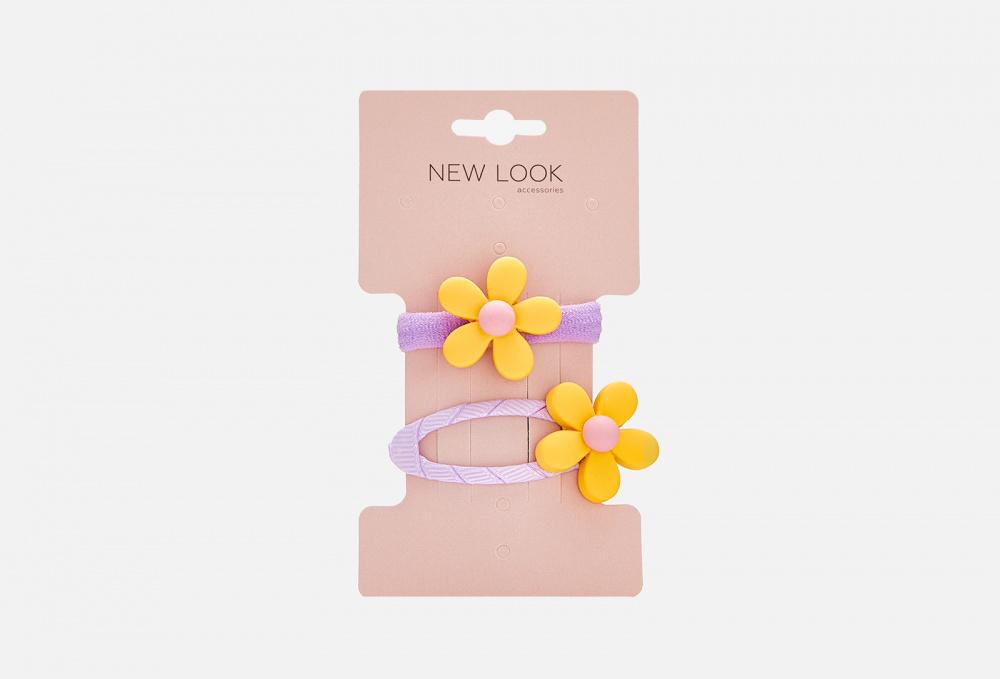 Аксессуары для волос, цвет сиреневый NEW LOOK 15050