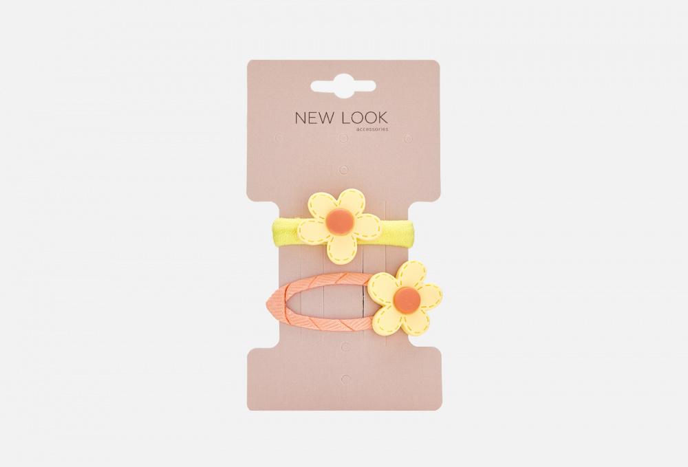 Аксессуары для волос, цвет желтый NEW LOOK 15050