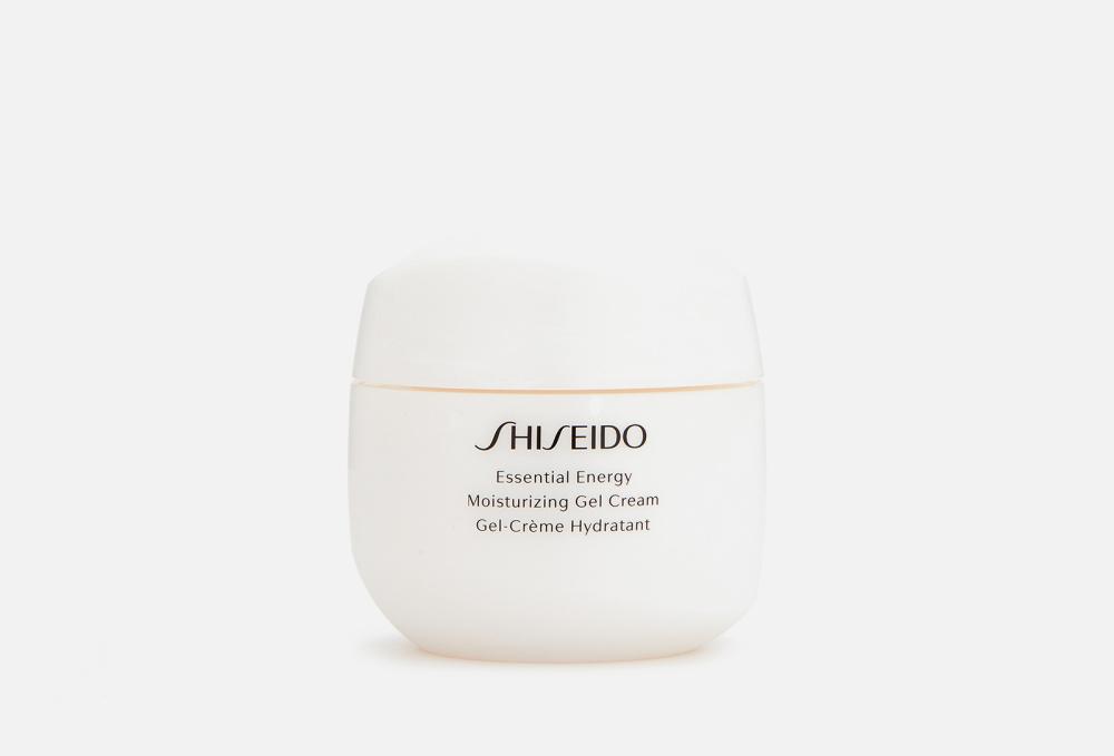 Увлажняющий энергетический гель-крем SHISEIDO Essential Energy Cream-gel 50 мл shiseido гель увлажняющий для