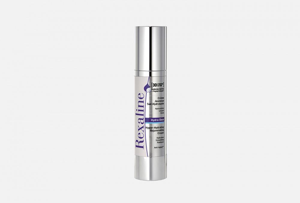 Крем суперувлажняющий для молодости кожи REXALINE 3d Hydra-dose 50 мл rexaline 3d hydra dose hyper hydrating rejuvenating cream