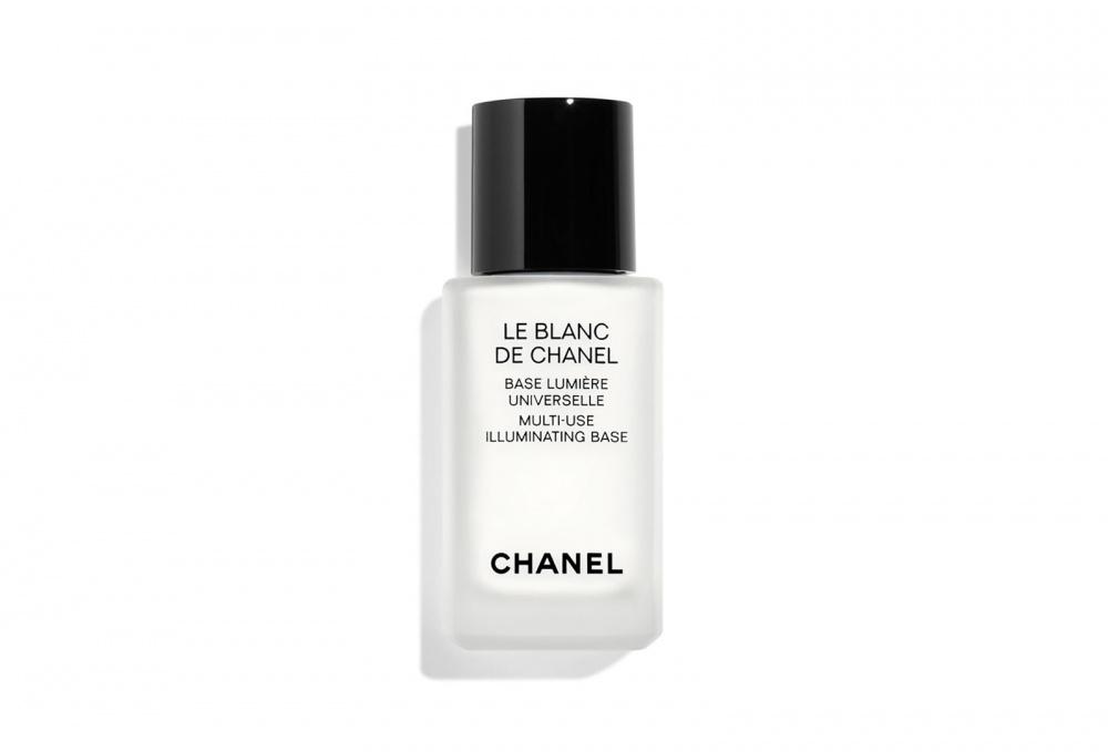 ОСНОВА ПОД МАКИЯЖ CHANEL Le Blanc De Chanel 30 мл жидкость сливки chanel le blanc spf30 20ml