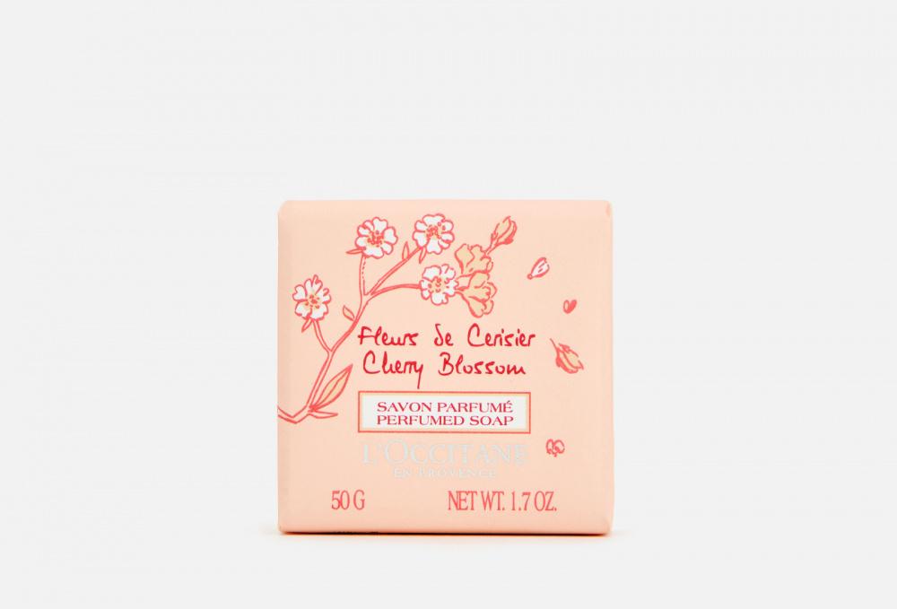 Мыло L'OCCITANE Cherry Blossom 50 мл