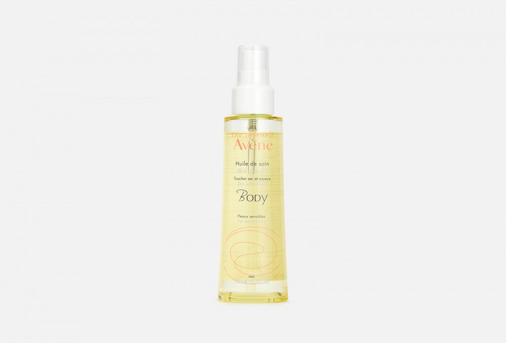 Масло для тела, лица и волос AVENE Body Huile De Soin 100 мл