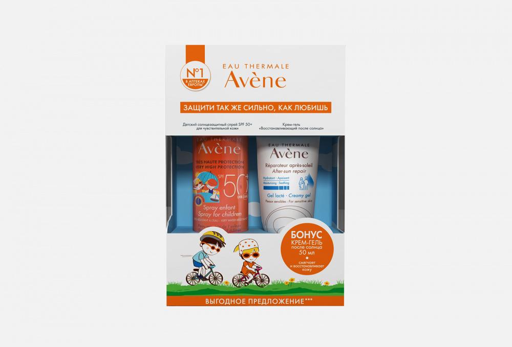 Солнцезащитный Набор для детей Avene
