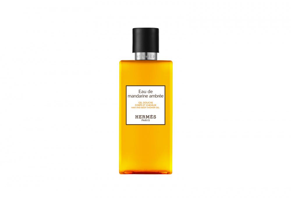 Шампунь для тела и волос HERMES Eau De Mandarine Ambrée 200 мл