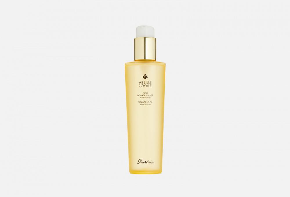 Очищающее масло для лица и области глаз GUERLAIN Abeille Royale 150 мл