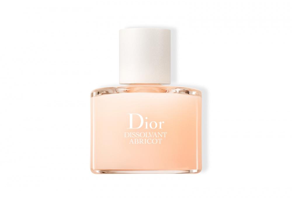 Жидкость для снятия лака DIOR Dissolvant Abricot 50 мл