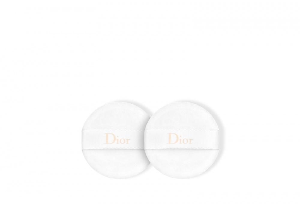 Пуховка для рассыпчатой пудры DIOR Forever Cushion Powder ухаживающее тональное средство с эффектом сияния dior diorskin forever glow 30 мл