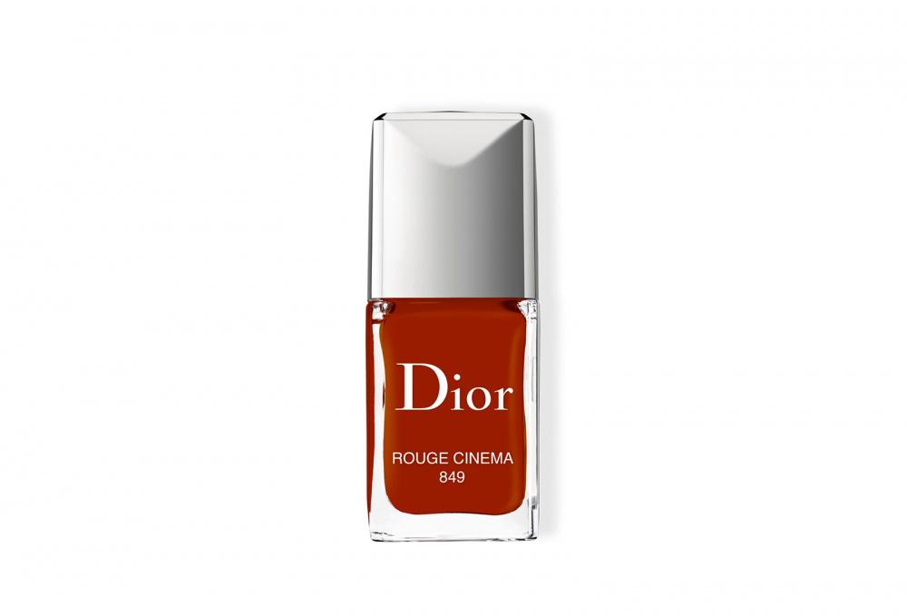 Лак для ногтей с эффектом гелевого покрытия DIOR Dior Vernis 10 мл недорого