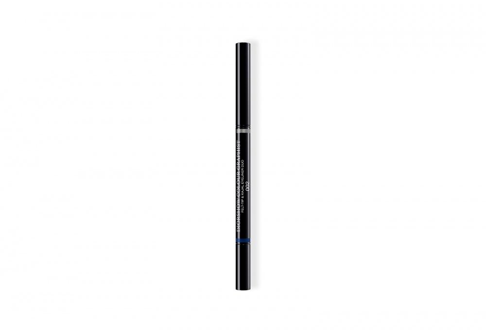 Двусторонний Водостойкий Карандаш для глаз DIOR Diorshow Colour Graphist Summer Dune 11 мл карандаш для глаз 18h colour