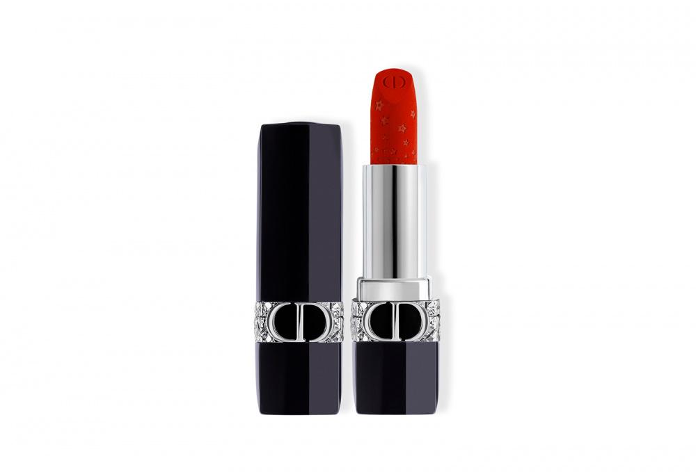Помада для губ с вельветовым финишем DIOR Rouge Dior Velvet Star Edition 3.5 мл недорого