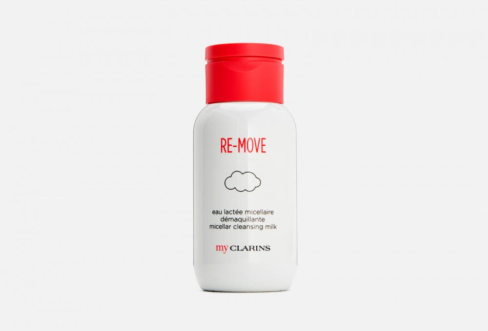 Очищающее мицеллярное молочко для молодой кожи CLARINS My Clarins 200 мл недорого
