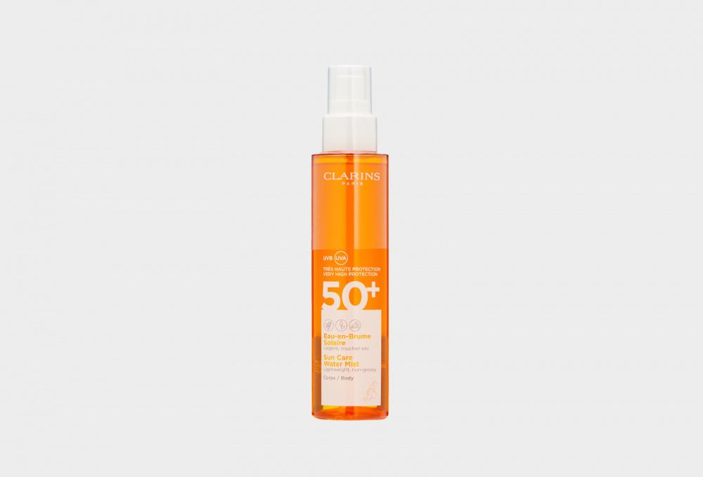 Купить Солнцезащитный лосьон-спрей для тела spf 50+, CLARINS