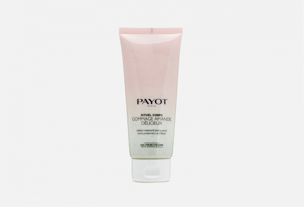 Кремовый скраб для тела PAYOT Rituel Corps Gommage Amande Delicieux 200 мл payot gommage intense fraicheur