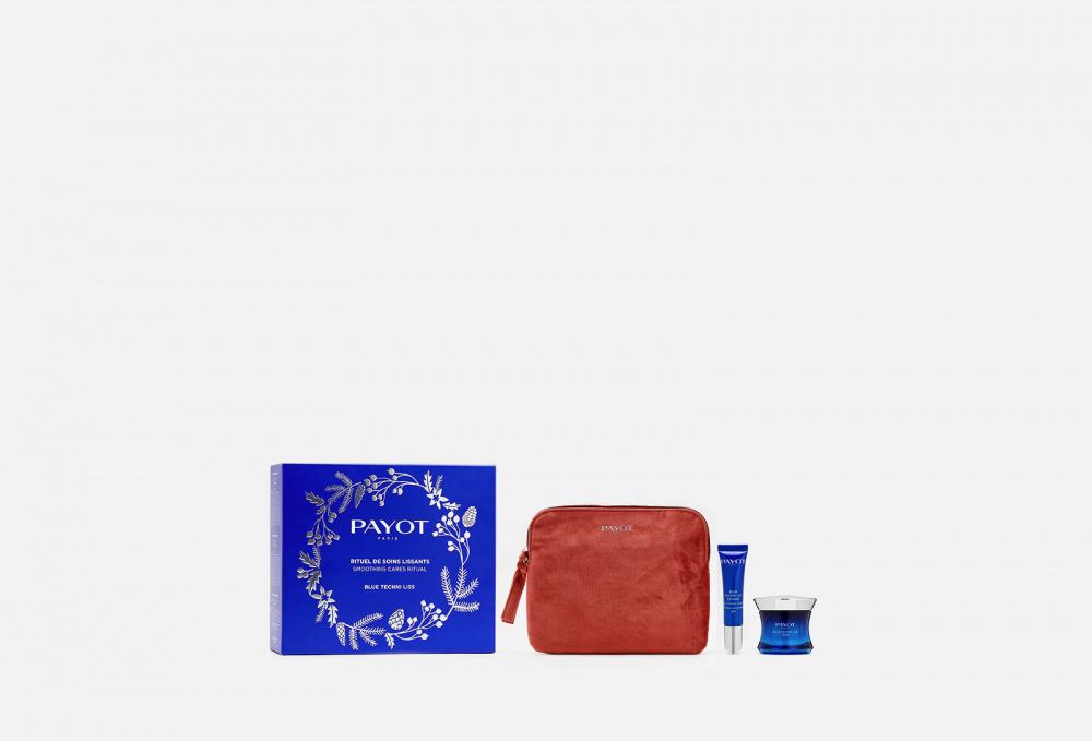 Подарочный набор PAYOT Smoothing Cares Ritual дневной хроноактивный крем payot blue techni liss 50 мл