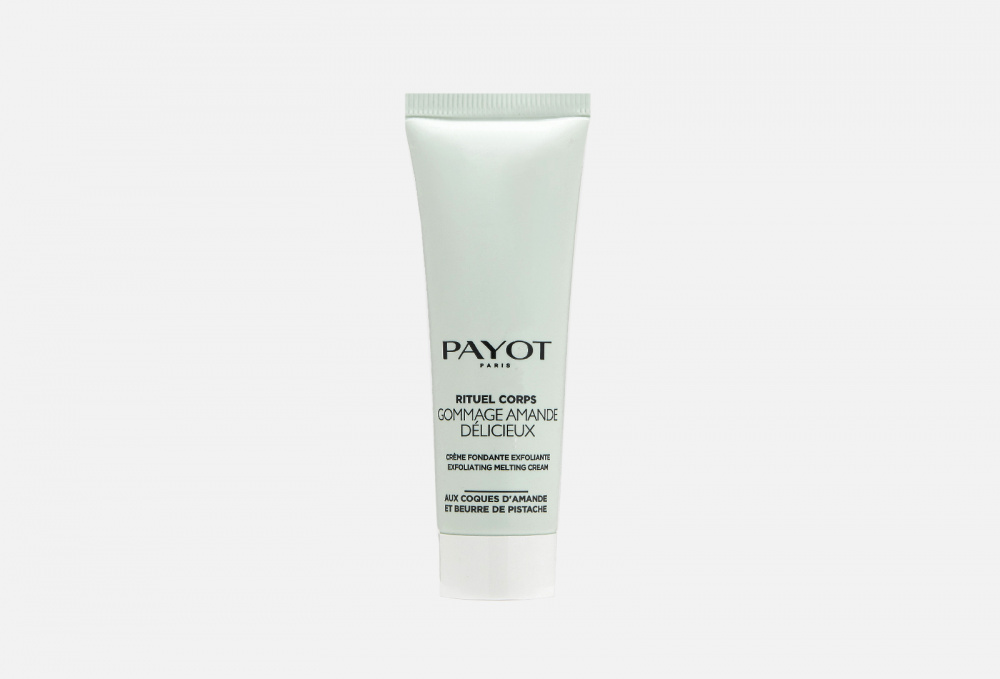 Кремовый скраб для тела PAYOT Rituel Corps Gommage Amande Delicieux 25 мл payot gommage intense fraicheur