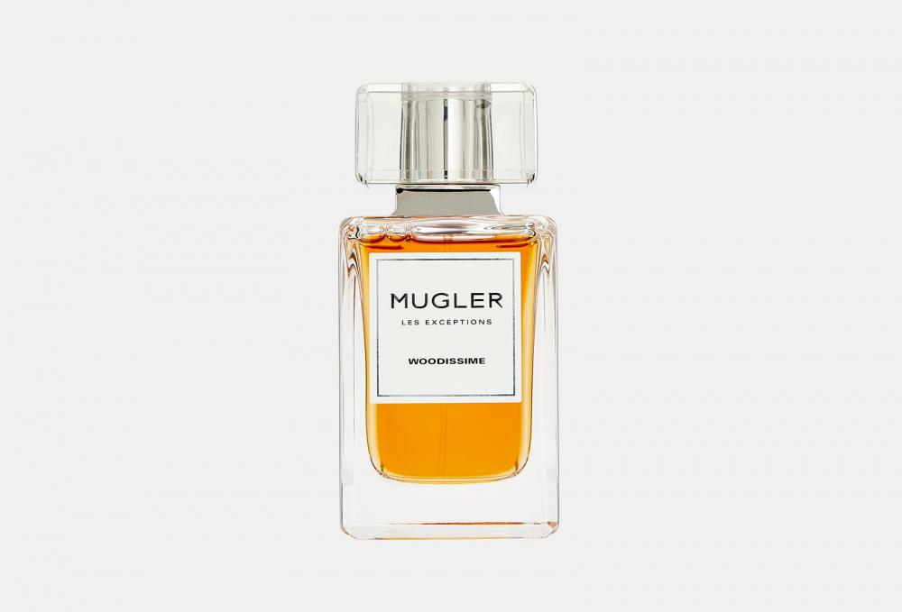 Парфюмерная вода MUGLER Les Exceptions Woodissime 80 мл