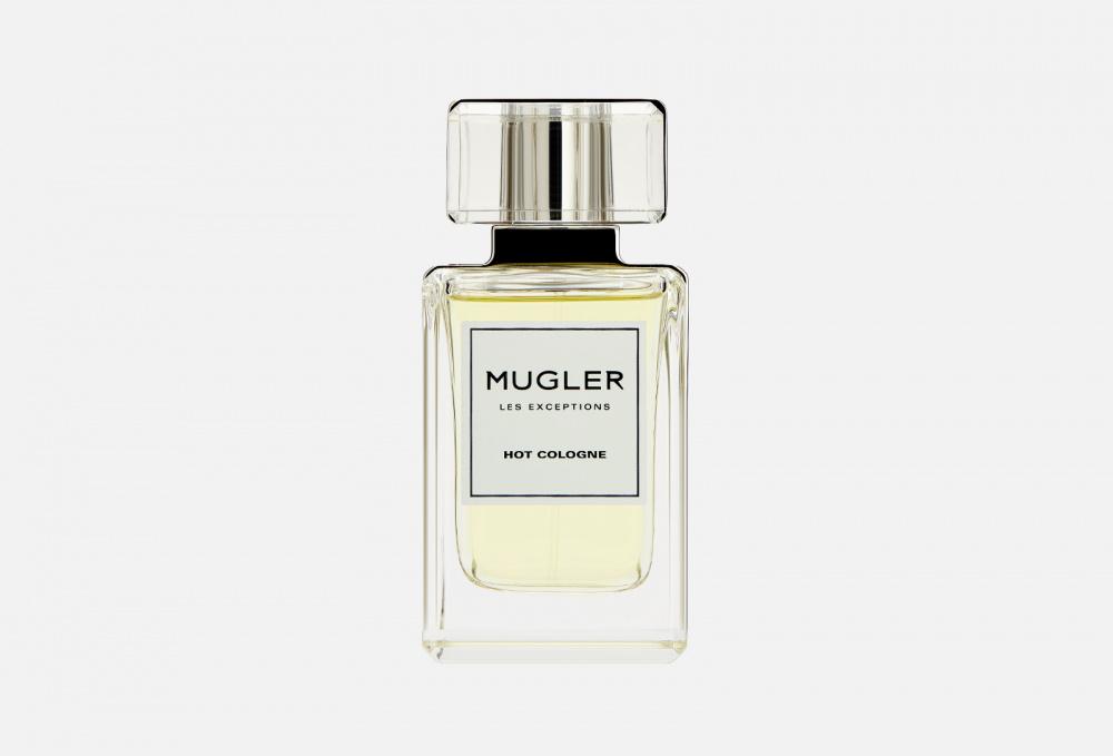Парфюмерная вода MUGLER Les Exceptions Hot Cologne 80 мл
