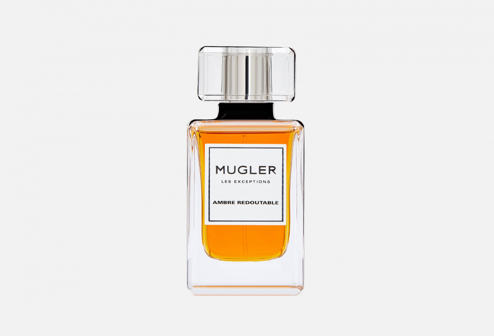 Парфюмерная вода MUGLER Les Exceptions Ambre Redoutable 80 мл