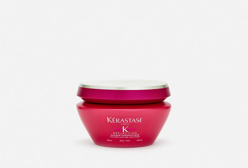 Фото - Маска для защиты цвета толстых окрашенных волос KERASTASE Reflection 200 мл kerastase reflection chromatique masque epais