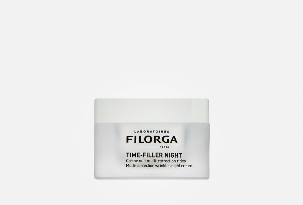 Восстанавливающий ночной крем против морщин Filorga