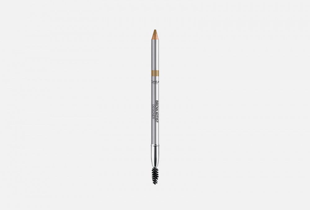 Карандаш для бровей L'OREAL PARIS Brow Artist Designer 5 мл недорого