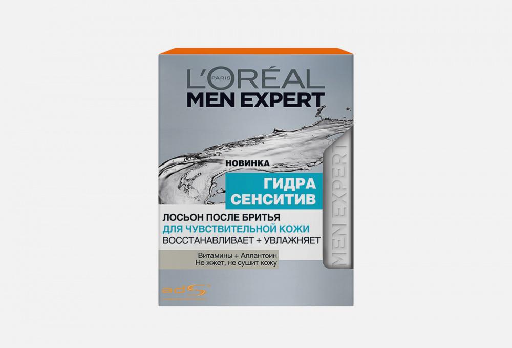 Лосьон после бритья для чувствительной кожи L'OREAL PARIS Men Expert Hydra Sensitive 100 мл l oreal men expert гидра энергетик лосьон после бритья