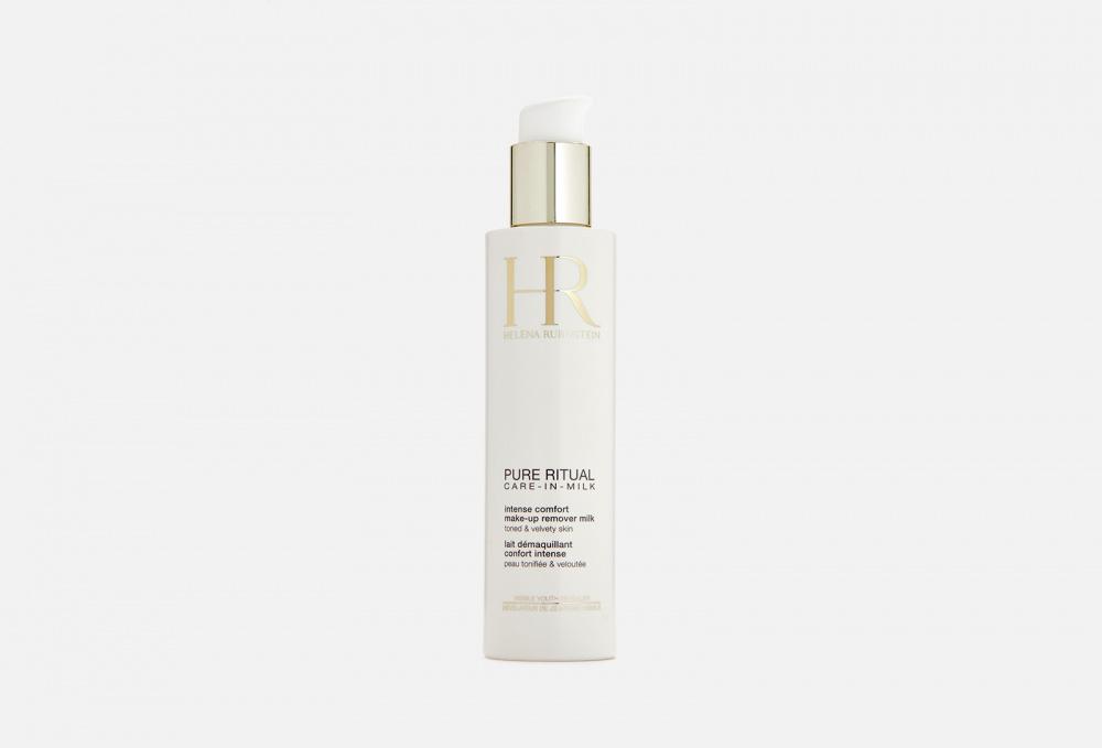 Молочко для снятия макияжа HELENA RUBINSTEIN Pure Ritual Care-in-milk 200 мл сыворотка заряжающая кожу энергией helena rubinstein force c essence 50 мл