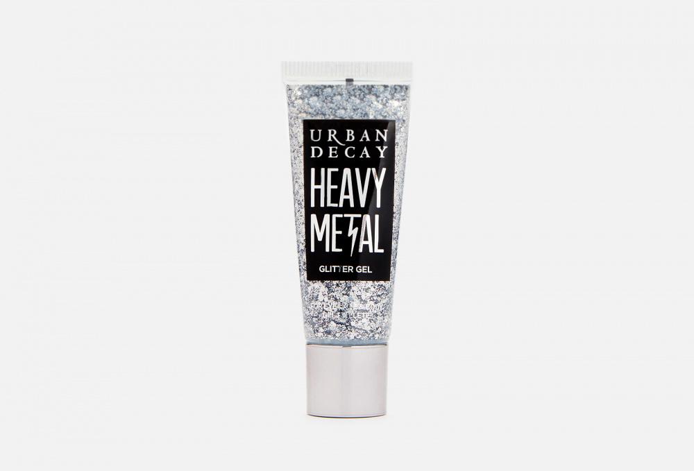Глиттер-гель для лица и тела URBAN DECAY Heavy Metal 14.5 мл