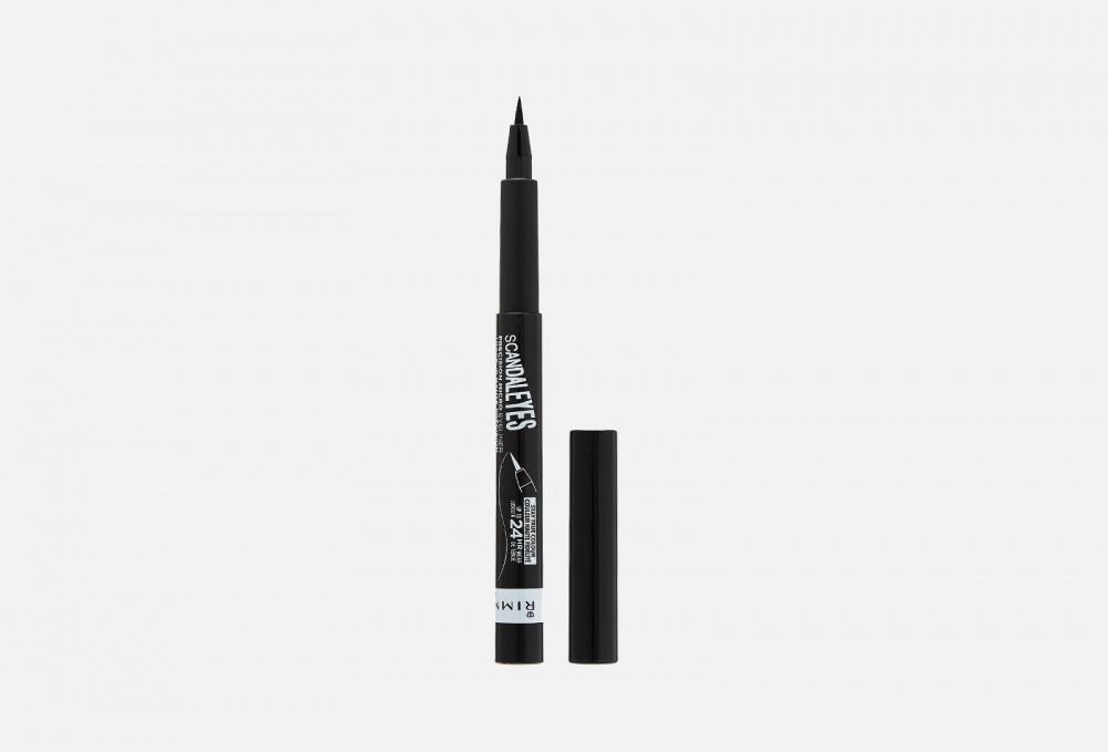 Фото - Подводка для глаз RIMMEL Scandaleyes 1.1 мл карандаш для глаз автоматический rimmel exaggerate 0 28 мл