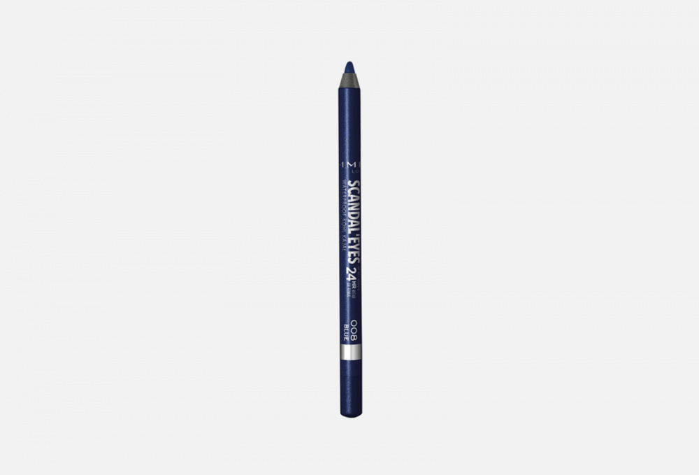 Фото - Карандаш для глаз водостойкий RIMMEL Scandaleyes 1.3 мл карандаш для глаз автоматический rimmel exaggerate 0 28 мл