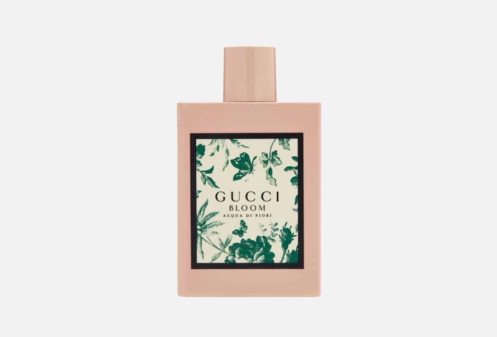 Фото - Туалетная вода GUCCI Bloom Acqua Di Fiori 100 мл vento di fiori туалетная вода 50мл