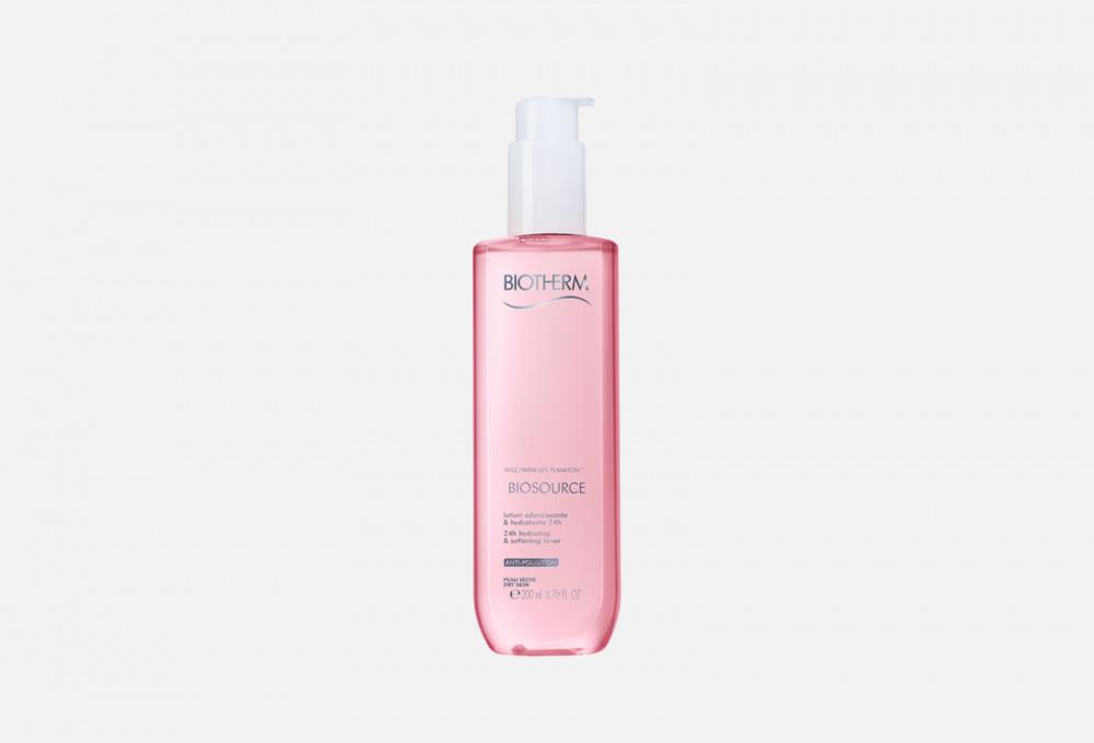 Фото - Тоник для лица увлажняющий, для сухой кожи BIOTHERM Biosource 200 мл biotherm biosource тонизирующий лосьон для нормальной и комбинированной кожи