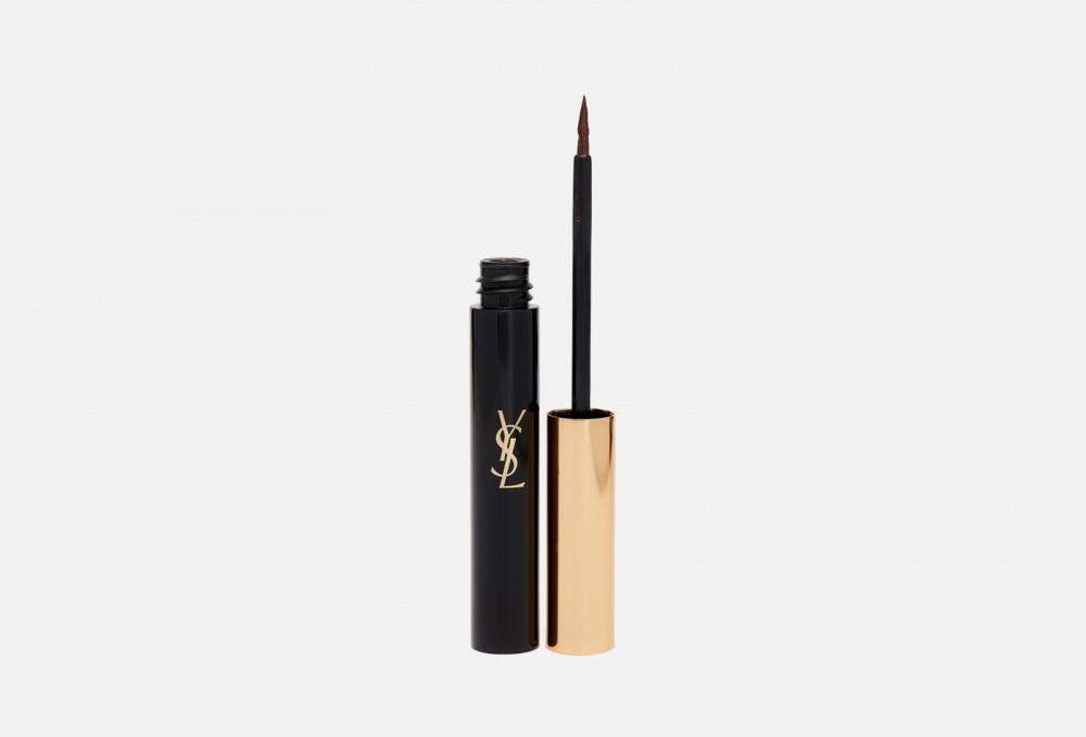 Фото - Подводка для глаз жидкая YVES SAINT LAURENT Couture Liquid Eyeliner 1.1 мл подводка маркер для глаз masterpiece high precision liquid eyeliner 1мл 20 azure