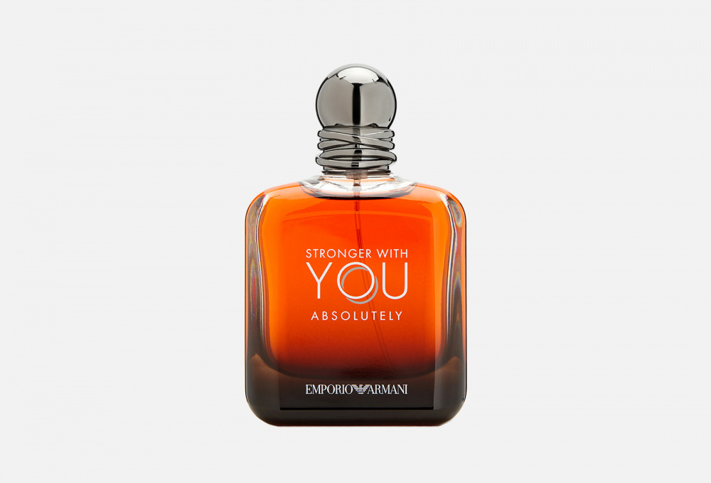 Фото - Парфюмерная вода GIORGIO ARMANI Stronger With You Absolutely 100 мл парфюмерная вода giorgio armani stronger with you intensely 50 мл
