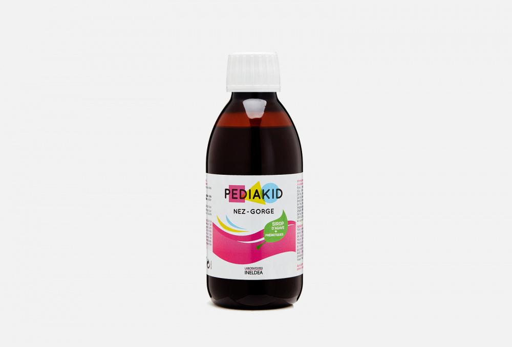 Сироп от боли в горле и носе PEDIAKID Nez-gorg 250 мл