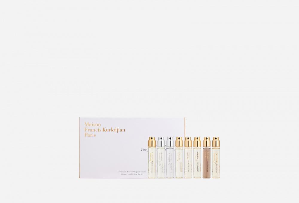 hermès kelly caleche eau de parfum Набор MAISON FRANCIS KURKDJIAN The Fragrance Wardrobe - Discovery Collection For Her 2021 Edition