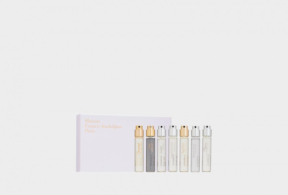 hermès kelly caleche eau de parfum Набор MAISON FRANCIS KURKDJIAN The Fragrance Wardrobe - Discovery Collection For Him 2021 Edition