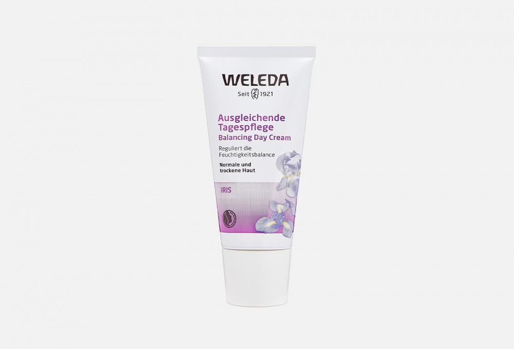 Фото - Крем-уход для лица освежающий дневной WELEDA Iris Hydrating Day Cream 30 мл weleda feigenkaktus hydrating eye gel