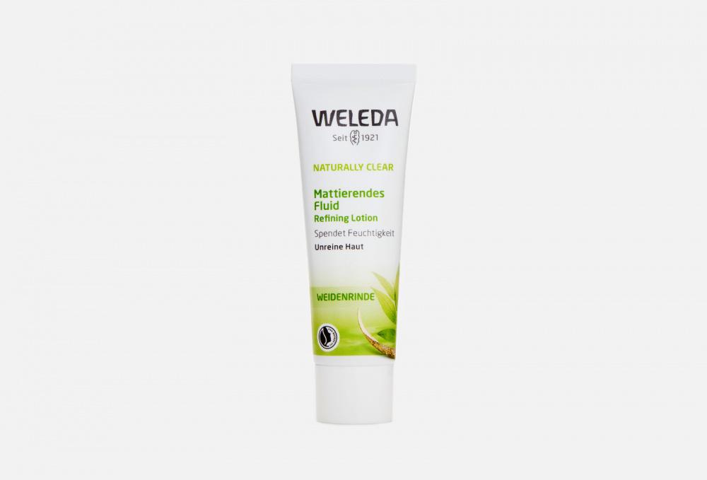 weleda naturally clear purifying gel cleanser Матирующий флюид WELEDA Naturally Clear 30 мл
